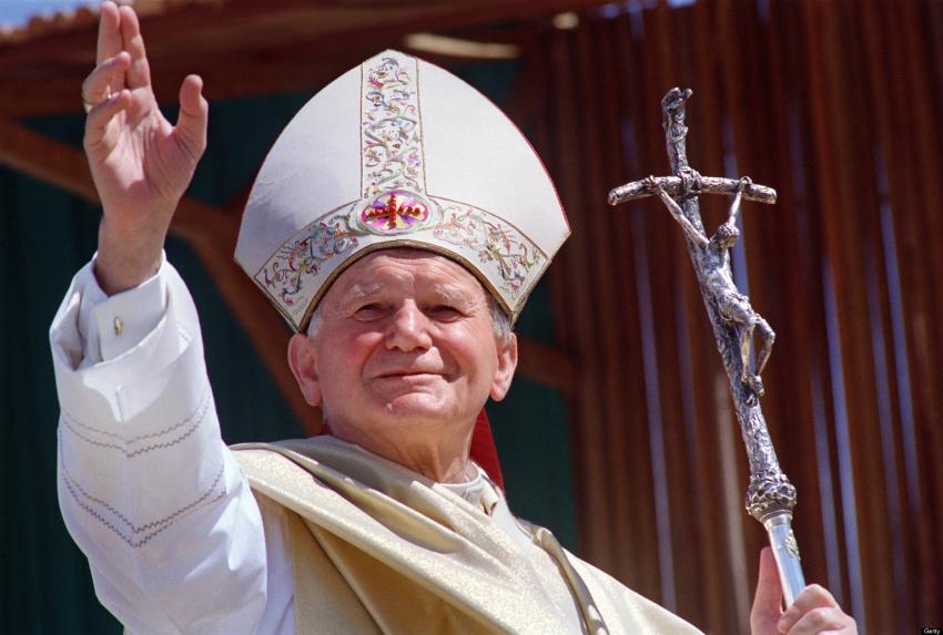 Octubre misionero y San Juan Pablo II