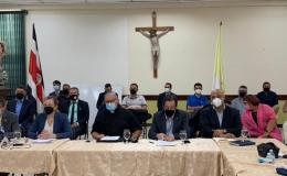 """Mesa Patriótica: """"Urge que gobierno acepte incapacidad ante crisis sanitaria"""""""